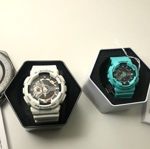 Gshock his and hers 2 for 1 Bundle